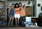 Tel Aviv con Micky.