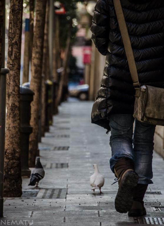 Caminando por las calles de BCN