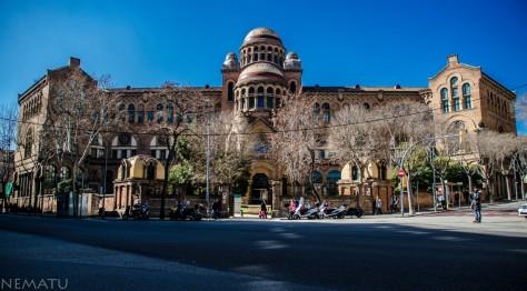 Hospital de San Pau