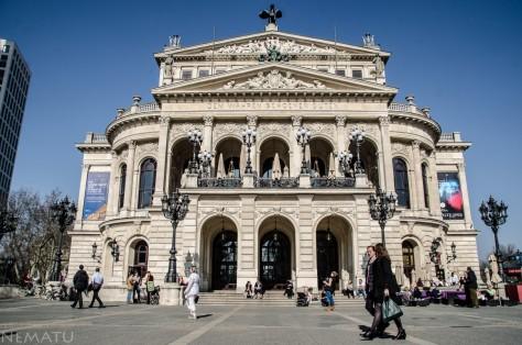 La Ópera.