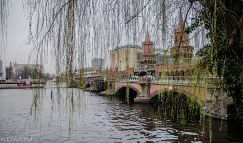 Puente de Oberbaum.