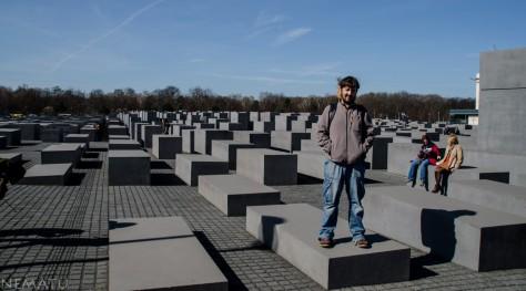 Monumento al Holocausto.
