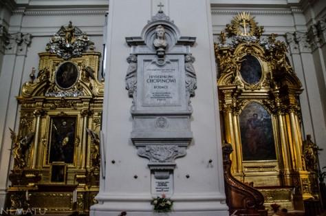 Aquí se conserva el corazón de Bach.