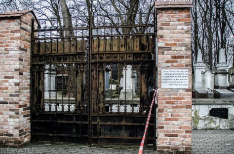 Puerta original del Gueto.