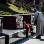 Memorial a los caídos en la Segunda Guerra Mundial.