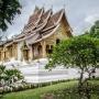 Templo Budista, característico de Luang Prabang.