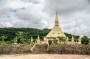 Stupa en Luang Namtha.
