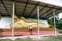 Buda reclinado en Luang Namtha.