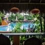 Vista de la piscina de Zen Namkhan.