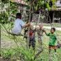 Aldea en Luang Namtha..