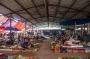 Mercado local en Luang Namtha.