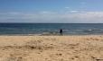 Playa de St Kilda.