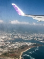 Adiós Honolulu.