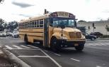 Autobús escolar.
