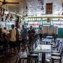 Hussong's, la cantina más antigua de Ensenada.