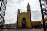 Convento de San Gabriel.