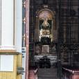 Interior de la Iglesia de de Nuestra Señora de los Remedios.