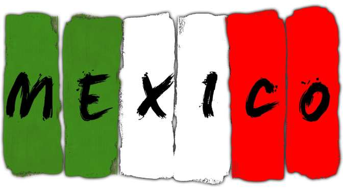 COSAS DE MÉXICO