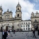 La Catedral Primada de Colombia.